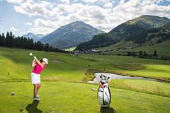 Možnosti hraní golfu ve Švýcarsku