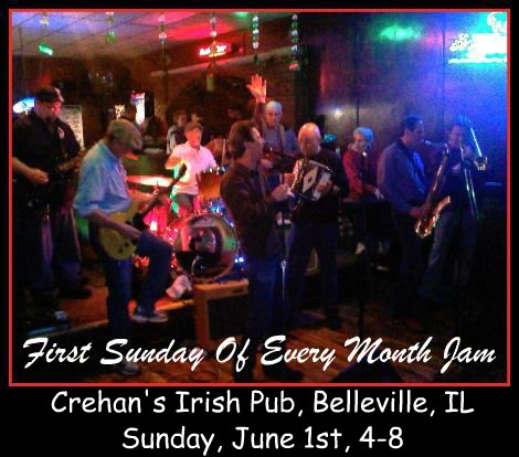 First Sunday Jam 6-1-14