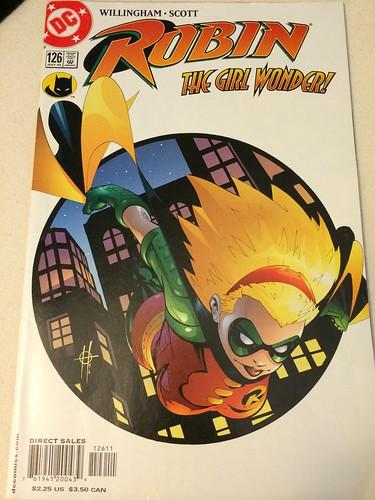 Robin 126 Cover