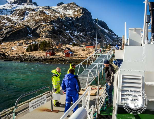 The Lofoten Islands: Paradise in the Arctic - Delivering the Mail in Lofoten