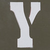 letter Y by Leo Reynolds