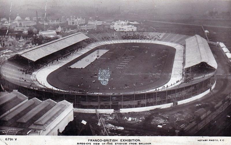 White City Stadium, London