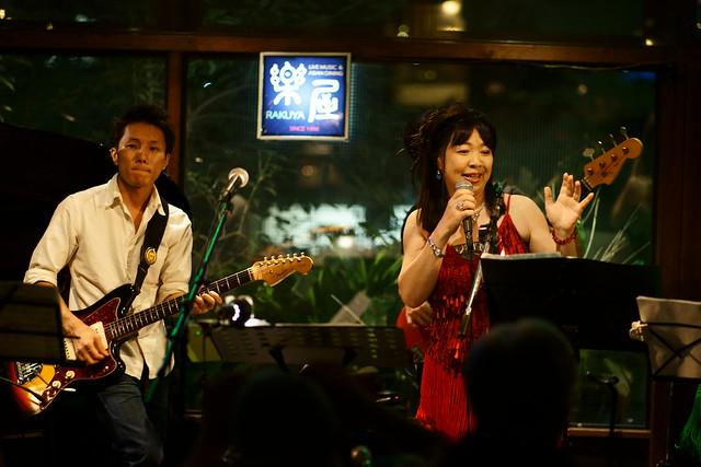 Soul on Fire! live at Rakuya, Tokyo, 19 Jul 2015. 288