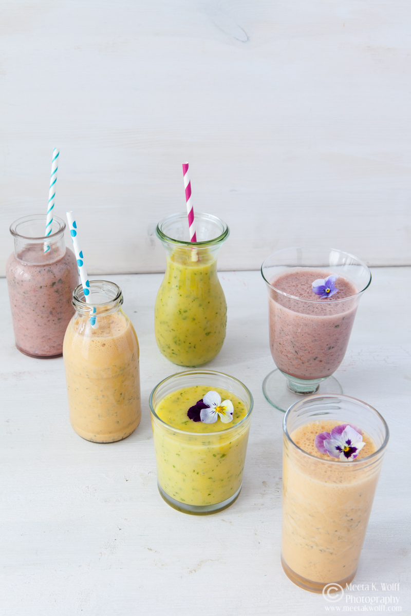 Summer Herb and Fruit Smoothies-0117