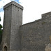 The Ramparts with the gate in the Northern Tower by berniedup