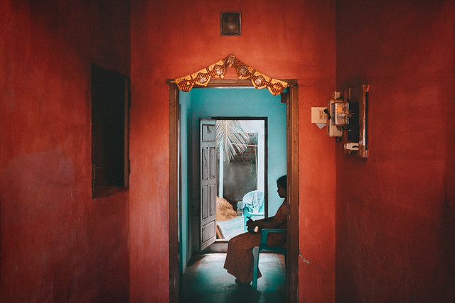 Home. Mahabalipuram, India