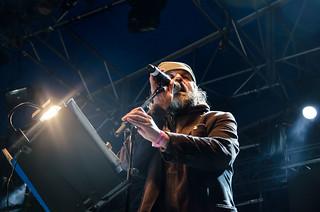 Emir Kusturica & The NO Smoking Orchestra en Territorios Sevilla 2013