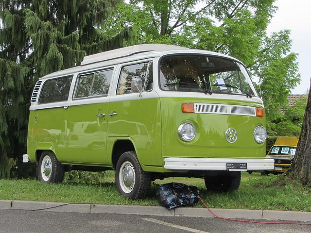 VW-BUS Party 2013 | Fl...