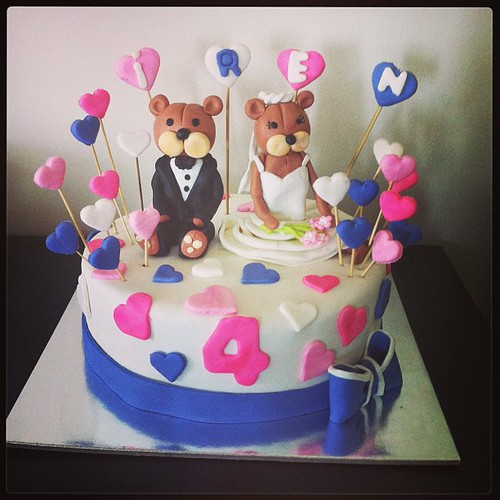 #bride #groom #birthdaycake #sugarart #sugarpaste#sekerhamurlupastalar by l'atelier de ronitte