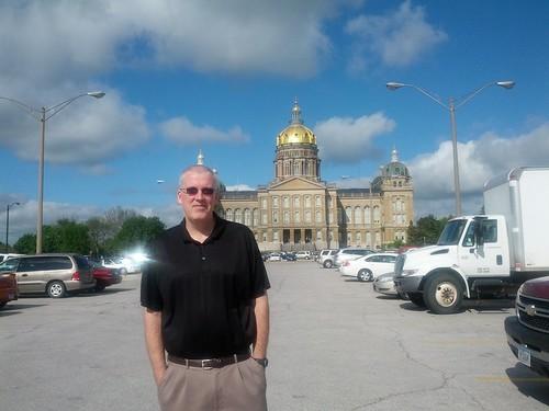 Justin in Iowa