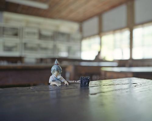 登米 教育資料館