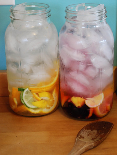 Flavored Water Mixed
