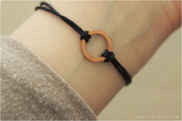 basic diy hardware bracelet 5