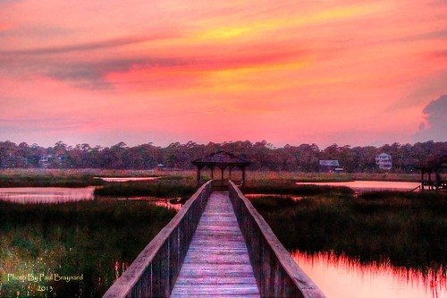 sunset 1001nights pawleysisland 1001nightsmagiccity paulbraynard