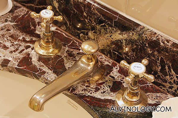 Nice old faucets