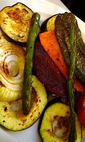 Verdures planxa