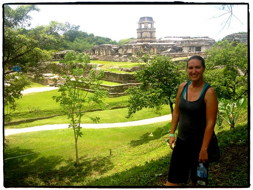 Palenque ruins by tf_82
