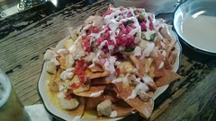 Nachos @ 77 Warren St, New York, NY 10007