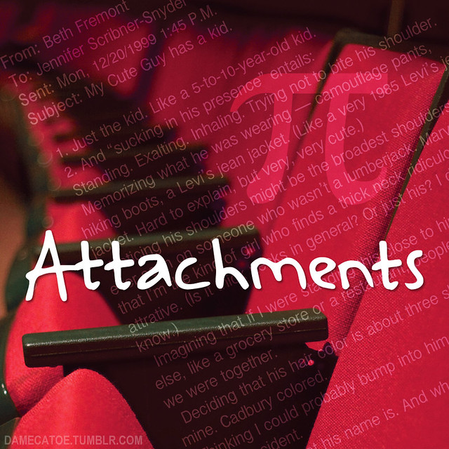 Attachments fanmix cover art