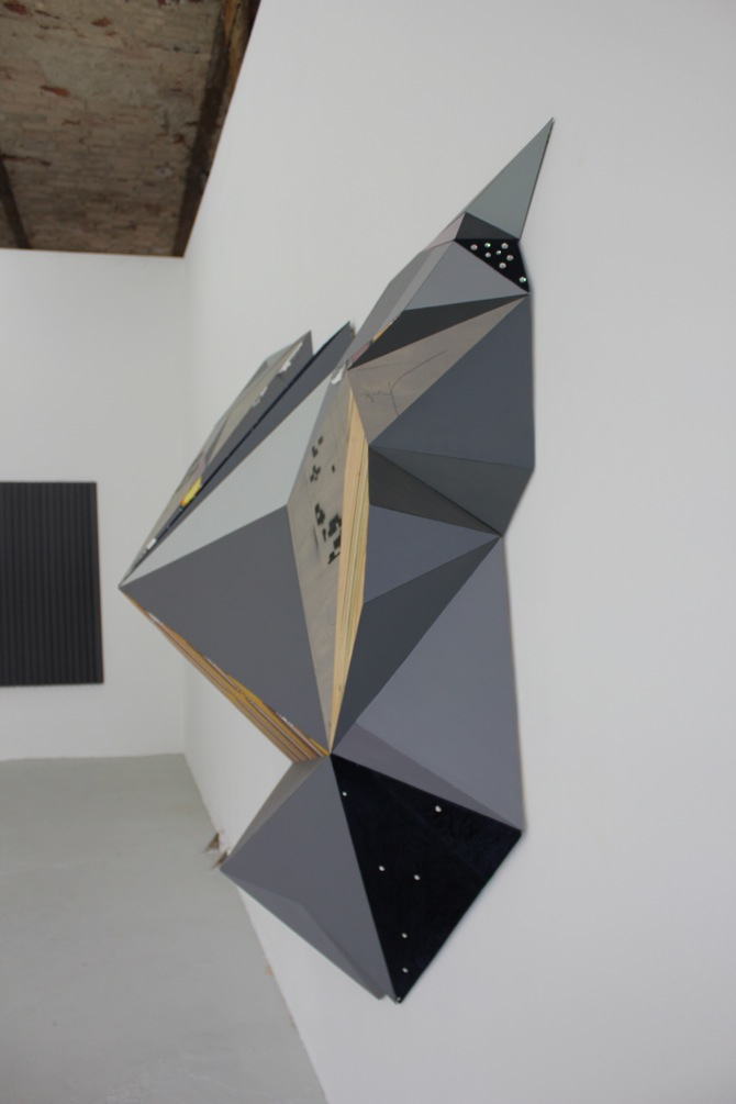 Thomas Chapman_Glisten_PSM GALERIE BERLIN; courtesy PSM Galerie Berlin _ featured on artfridge
