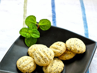 IMG_1745 Lemon Poppy Seeds Cream Cheese Cookies