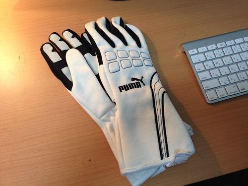 PUMA Pro-Fit Cat Racing Glove