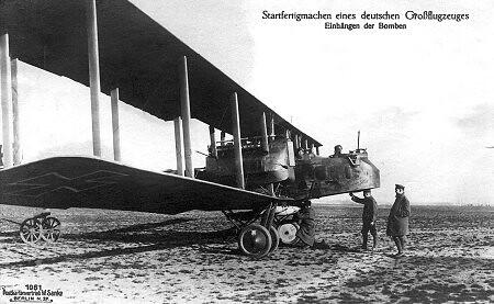 3. A Gotha G.V