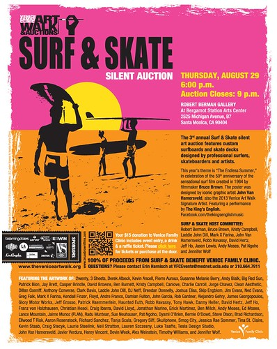 Venice Family Clinic Surf & Skate