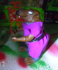 TEENAGE MUTANT NINJA TURTLES - CLASSIC COLLECTION :: 'RETRO' SPLINTER xi (( 2013 ))