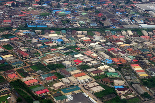 Suburbs of Lagos
