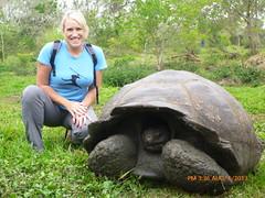 Grokette in Galapagos 2