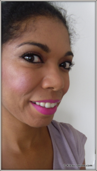 FOTD Face of the Day minimal face Kizzy