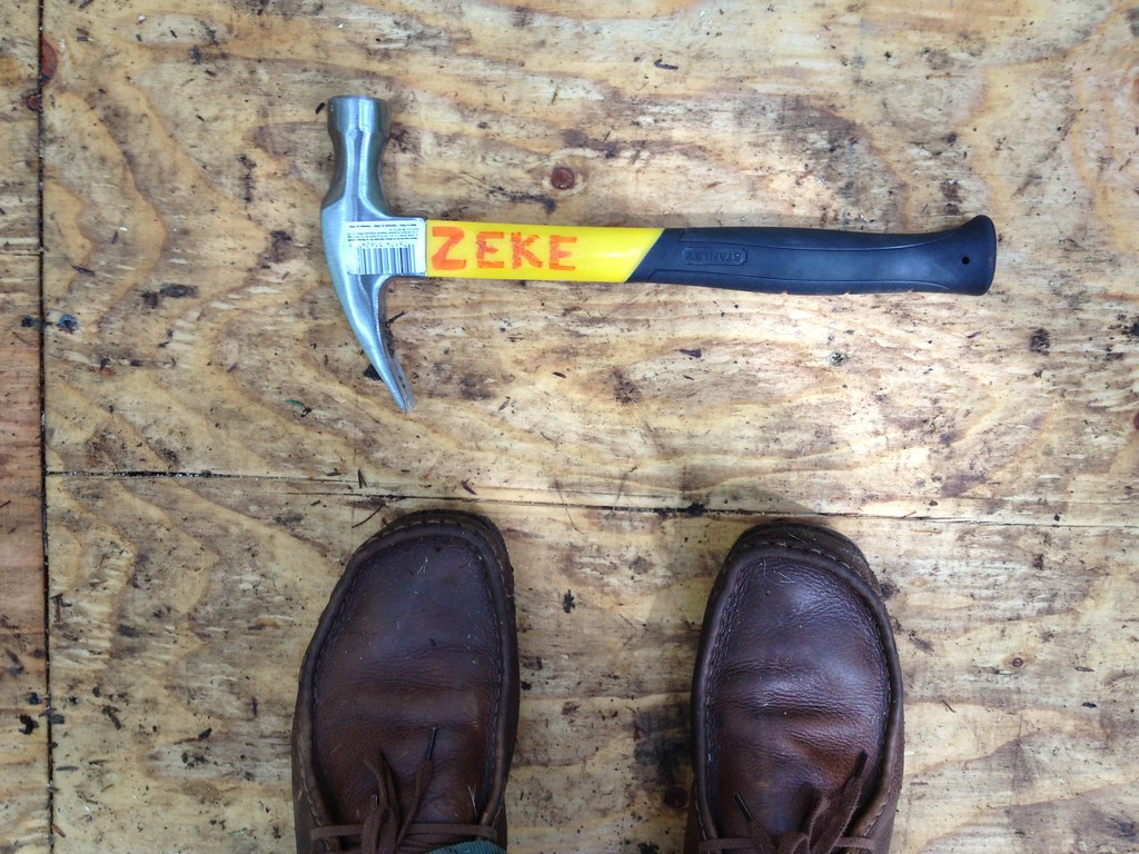 Zeke the Hammer