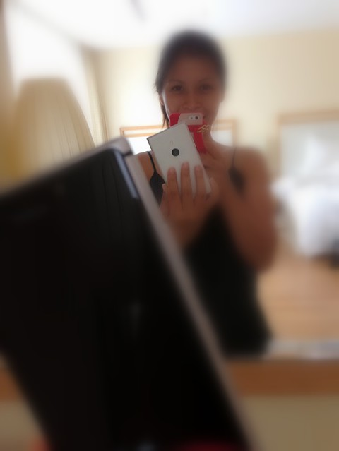 rebecca saw phone