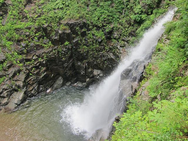 暗門第三の滝 (6)