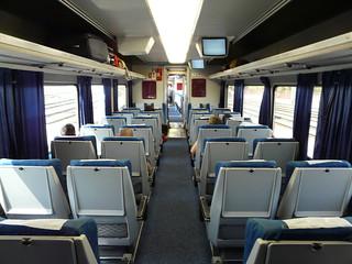 Madrid - Granada train (Altaria)