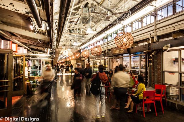 Chelsea Market - Manhattan