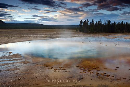 Deep Blue by Megan Lorenz