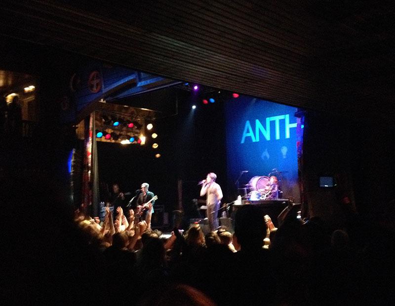 Hanson Concert 2013
