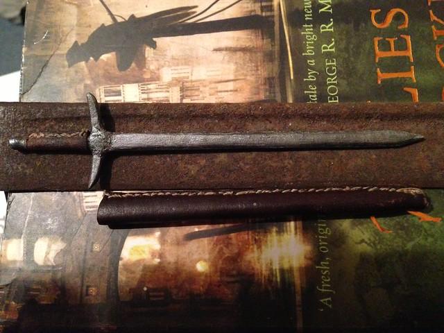 Skara's sword