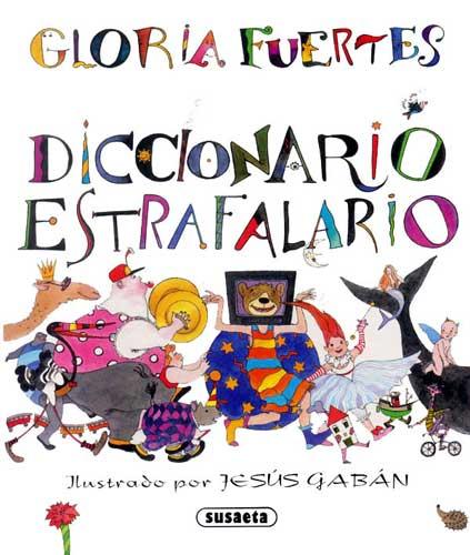 Cubierta de Diccionario Estrafalario