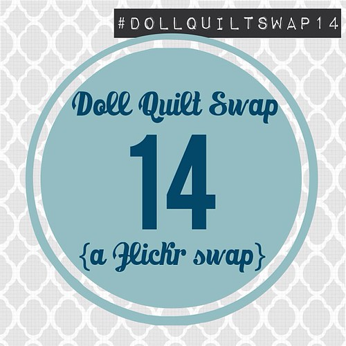 Doll Quilt Swap 14 sign ups starting soon!!! Join the group on Flickr! http://www.flickr.com/groups/dollquiltswap/pool/ #dollquiltswap14