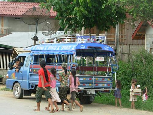 Luang Prabang-Nong Khiaw-Route (74)