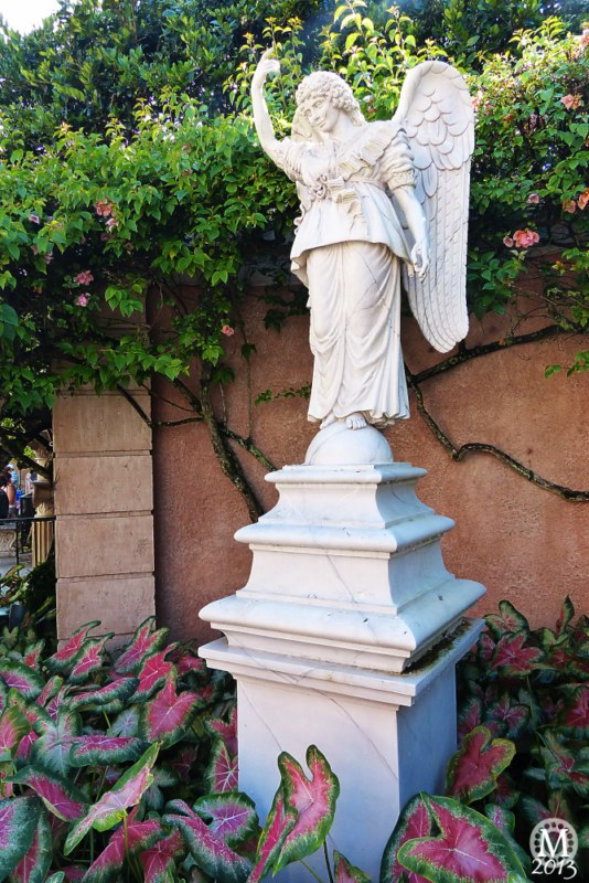 Italy Pavilion – Epcot World Showcase | Back To The Magic 2013