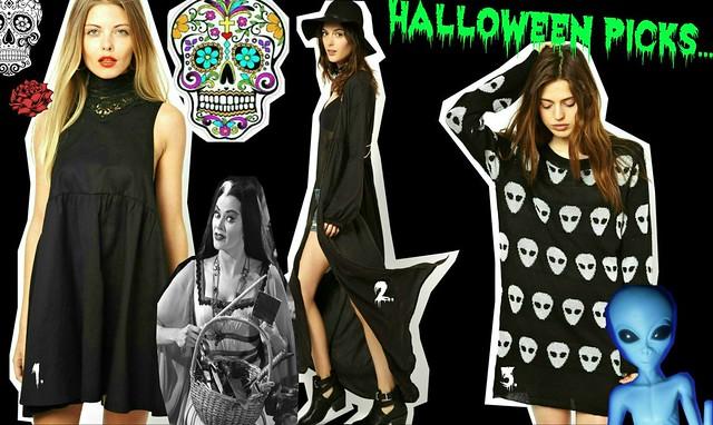 High Street Halloween Ideas