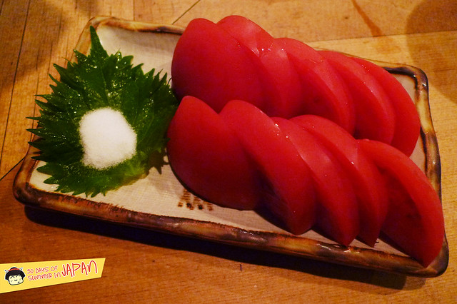 Tori Tama - tomato