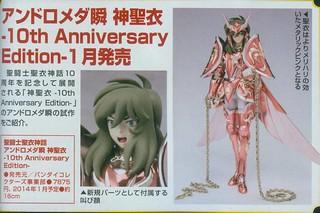 [Imagens] Saint Cloth Myth - Shun de Andrômeda Kamui 10th Anniversary Edition 10558250504_4594db30e3_n