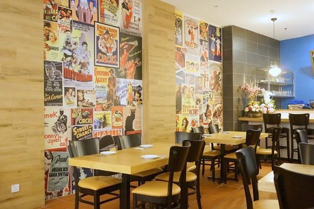 javries restaurant gurney paragon Penang - ramen burger
