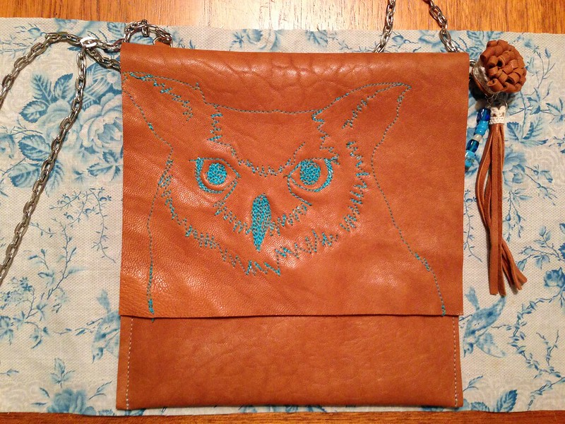 Usagi por moi-nightbird bag