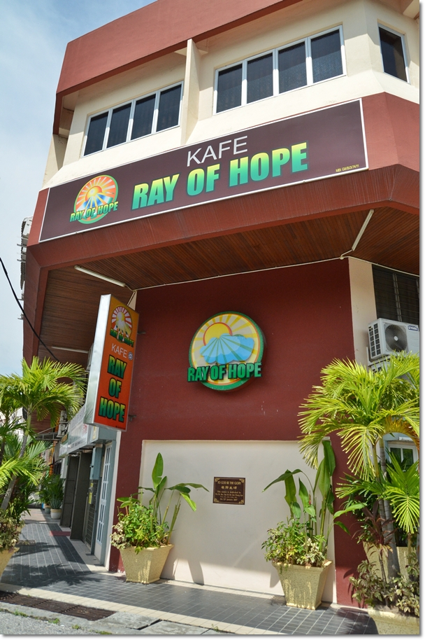 Ray of Hope Cafe @ Bercham